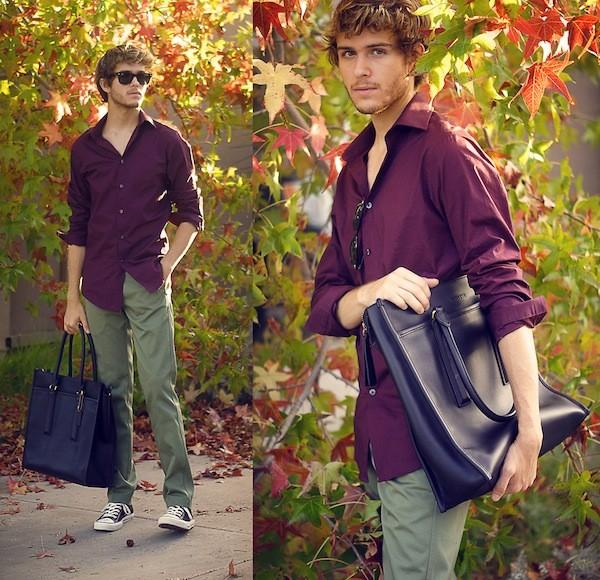 Bí quyết phối đồ với 6 kiểu túi quen thuộc cho nam giới - 19
