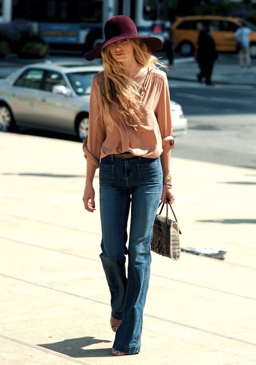 Bí quyết chọn quần jeans che khuyết điểm, tôn dáng người 7