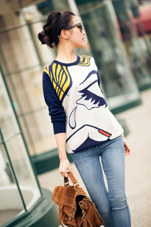 Wendy Nguyen - Cô gái mồ côi gốc Việt trở thành Fashion Icon nổi tiếng 21