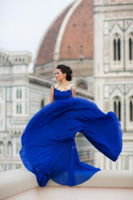 Wendy Nguyen - Cô gái mồ côi gốc Việt trở thành Fashion Icon nổi tiếng 9
