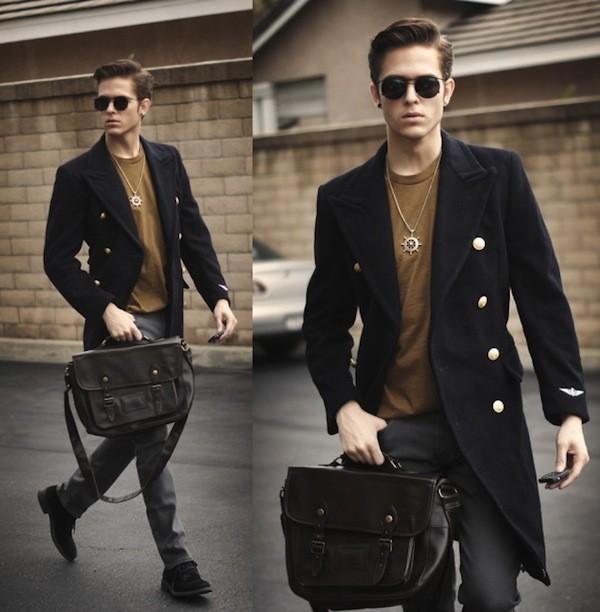 Bí quyết phối đồ với 6 kiểu túi quen thuộc cho nam giới - 9