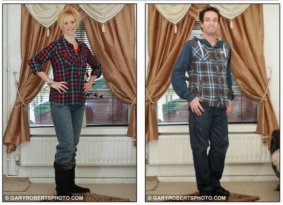 Cặp vợ chồng giảm hơn 100 kg sau 18 tháng 2