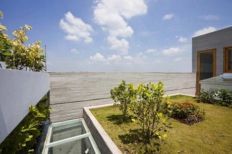 """Ngắm """"Ngôi nhà xanh"""" đoạt giải kiến trúc thế giới 11"""