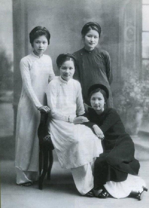 Vẻ đẹp phụ nữ Việt những năm đầu thế kỷ 20 5
