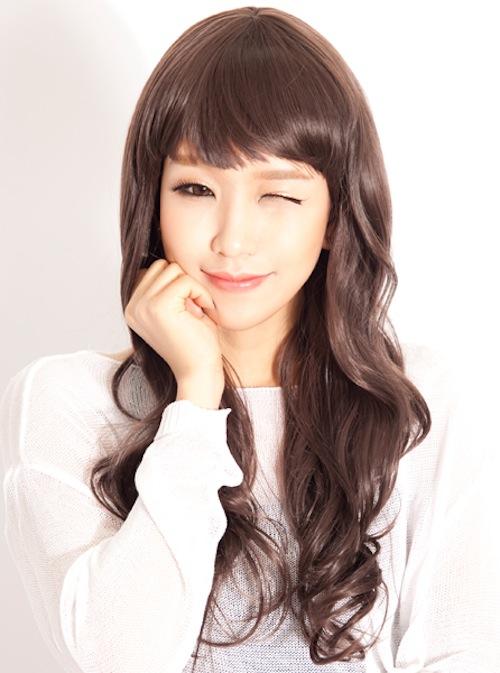 Tự làm tóc xoăn bồng bềnh cho 3 độ dài tóc phổ biến 4