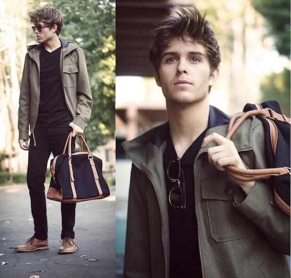 Bí quyết phối đồ với 6 kiểu túi quen thuộc cho nam giới - 14