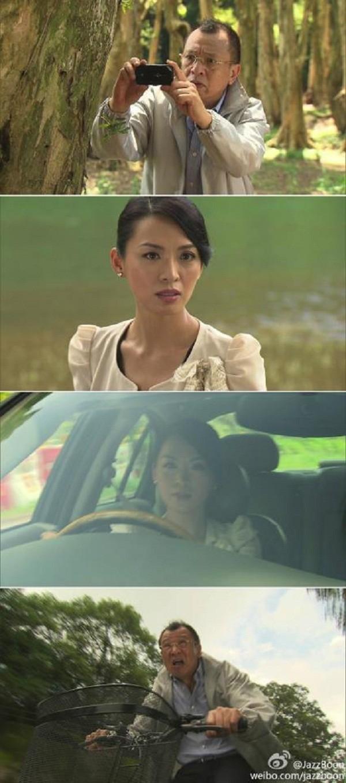Cảnh nóng của Cựu Hoa hậu Á Châu gây bão 5