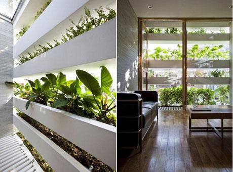 """Ngắm """"Ngôi nhà xanh"""" đoạt giải kiến trúc thế giới 5"""