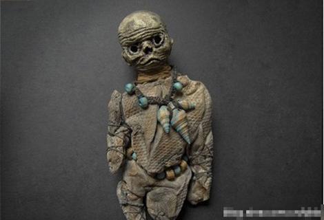 Những xác ướp trẻ em lạ lùng nhất thế giới 8
