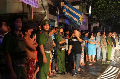 3 người chết cháy trong căn nhà lầu tại Sài Gòn 2