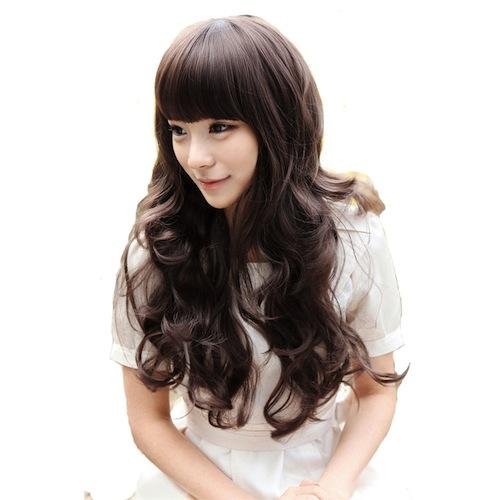 Tự làm tóc xoăn bồng bềnh cho 3 độ dài tóc phổ biến 3