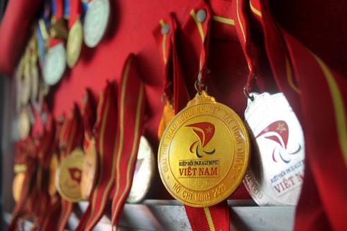 Việt Nam đã có HCV tại Asian Para Games 2