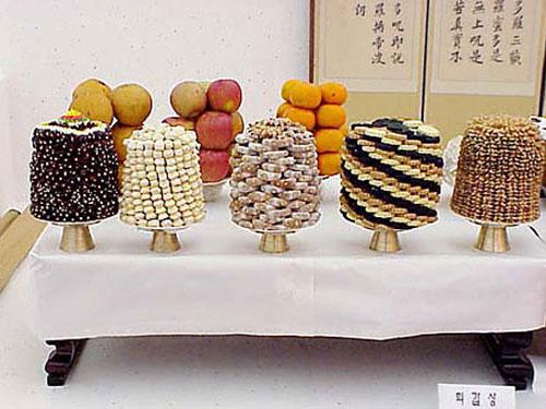 Những loại bánh ngon tuyệt của Hàn Quốc 5