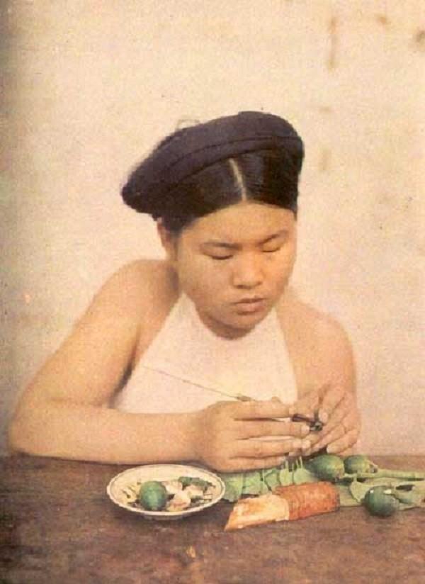 Vẻ đẹp phụ nữ Việt những năm đầu thế kỷ 20 13