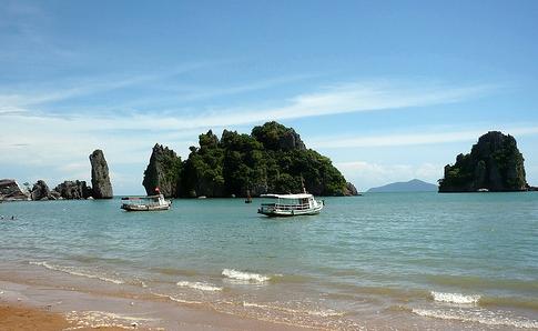 Ha Tien Bay (Kien Giang)