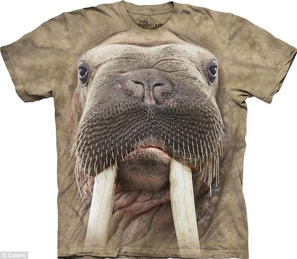 Giật mình vì những chiếc áo phông 3D siêu đẹp 5
