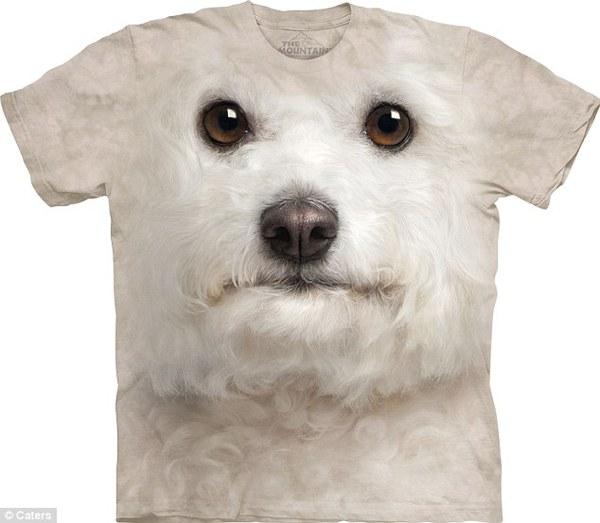 Giật mình vì những chiếc áo phông 3D siêu đẹp 10