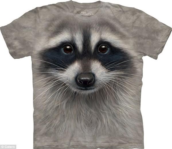 Giật mình vì những chiếc áo phông 3D siêu đẹp 3