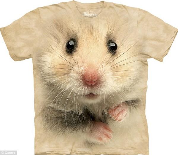 Giật mình vì những chiếc áo phông 3D siêu đẹp 12