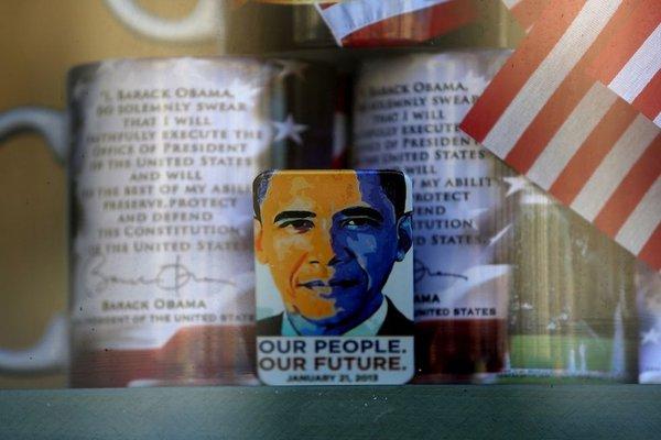 Nước Mỹ đã sẵn sàng cho lễ nhậm chức Tổng Thống lần thừ 57