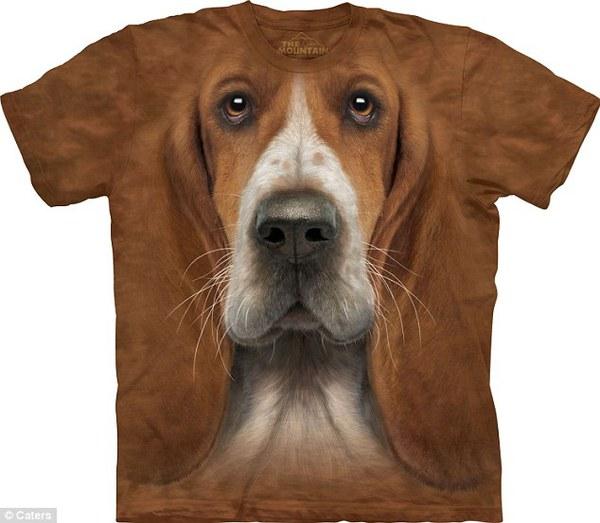 Giật mình vì những chiếc áo phông 3D siêu đẹp 7
