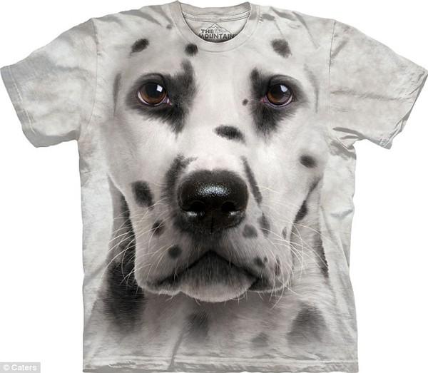 Giật mình vì những chiếc áo phông 3D siêu đẹp 8