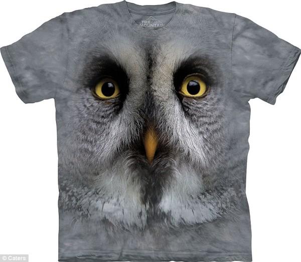 Giật mình vì những chiếc áo phông 3D siêu đẹp 9