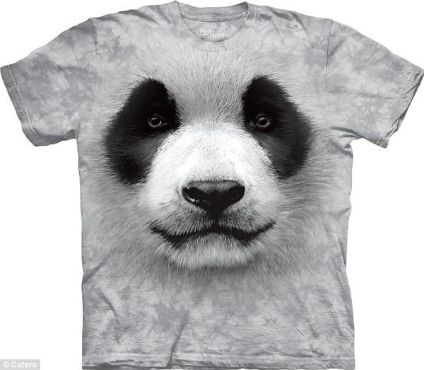 Giật mình vì những chiếc áo phông 3D siêu đẹp 6