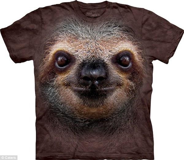 Giật mình vì những chiếc áo phông 3D siêu đẹp 16