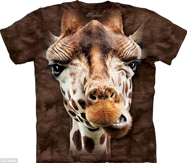Giật mình vì những chiếc áo phông 3D siêu đẹp 11