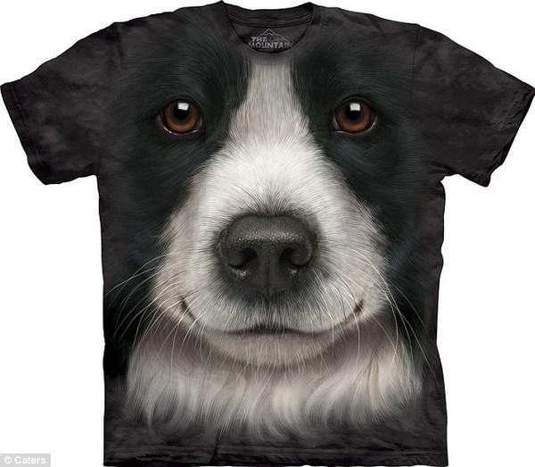Giật mình vì những chiếc áo phông 3D siêu đẹp 1
