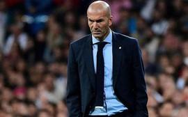 HLV Zidane 'hết phép'?
