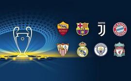 Tứ kết Champions League bốc thăm khi nào, theo nguyên tắc gì, lịch đấu ra sao?
