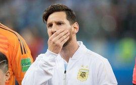 SỐC: Messi đi bộ 84% thời gian thi đấu, chuyền bóng ít hơn thủ môn Argentina