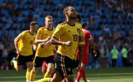 Lukaku san bằng thành tích của Ronaldo, Hazard đánh dấu siêu kỷ lục World Cup