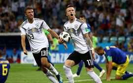 Tiếc cho tài hoa Marco Reus của Đức