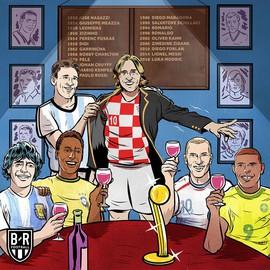 Hí họa: Tạm biệt nước Nga, tạm biệt World Cup 2018