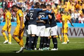 """Pháp vs Peru: Tiếng gáy của """"Gà trống Gaulois"""""""