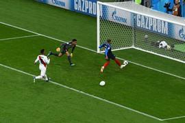 Bàn thắng lịch sử của Mbappe giúp Pháp giành vé vào vòng 1/8