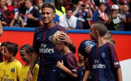 PSG chào đón Neymar bằng chiến thắng ngày mở màn Ligue 1