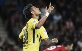 Neymar nổ súng, tỏa sáng rực rỡ trong ngày ra mắt PSG