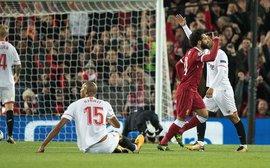 Sút hỏng phạt đền, Liverpool bị chia điểm ngày trở lại Champions League