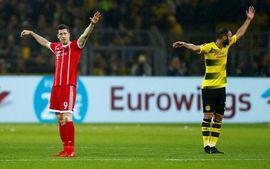 Bayern vùi dập Dortmund trong trận derby nước Đức