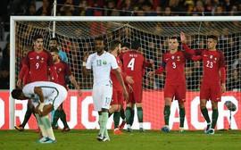 Không Ronaldo, Bồ Đào Nha vẫn dễ dàng hạ gục Saudi Arabia