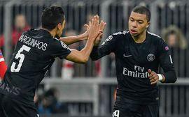 Thủng lưới 3 bàn, PSG vẫn khiến Bayern vỡ mộng