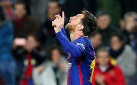 Messi lập cú đúp, Barca giành chiến thắng