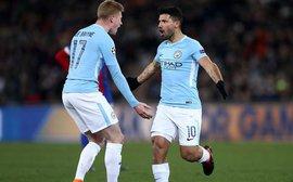 Man City hủy diệt Basel, cầm chắc vé tứ kết Champions League