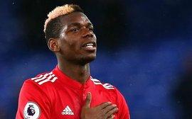 Pogba và HLV Mourinho giảng hòa trước trận quyết đấu của Man Utd