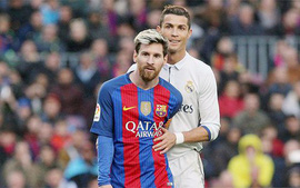 Ronaldo cá cược với đồng đội sẽ vượt Messi trong cuộc đua Vua phá lưới