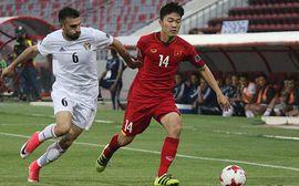 Đội tuyển Việt Nam đánh mất cơ hội lọt Top 100 thế giới sau trận hòa Jordan